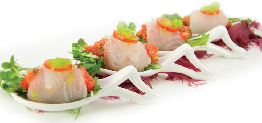 New Style Spicy Tuna